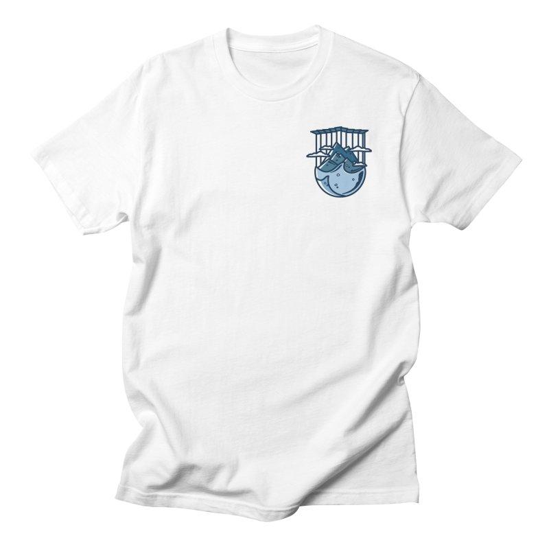Rocky Mountain - Pids - Light Men's Regular T-Shirt by zavatee's Artist Shop