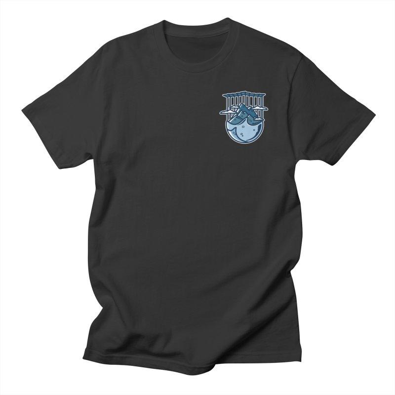 Rocky Mountain - Pids - Dark Men's T-Shirt by zavatee's Artist Shop