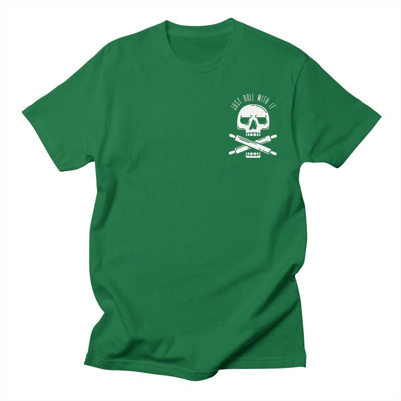 Just roll with it Men's Regular T-Shirt by zavatee's Artist Shop