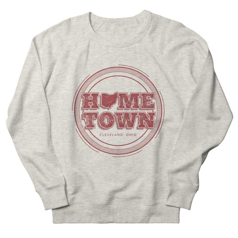 Hometown - Cleveland Men's Sweatshirt by zavatee's Artist Shop