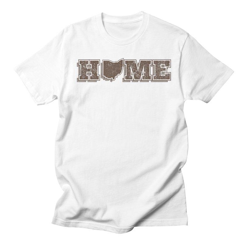 Home - Ohio Men's T-Shirt by zavatee's Artist Shop