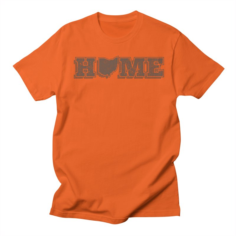 Home - Ohio Men's T-Shirt by zavatee's Artist Shop