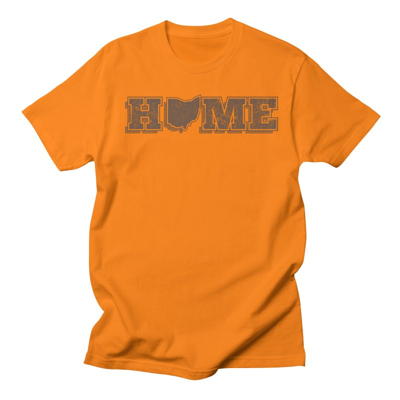 Home - Ohio Men's Regular T-Shirt by zavatee's Artist Shop