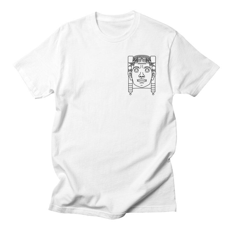 Memorial Bridge - Cleveland - Light Men's Regular T-Shirt by zavatee's Artist Shop