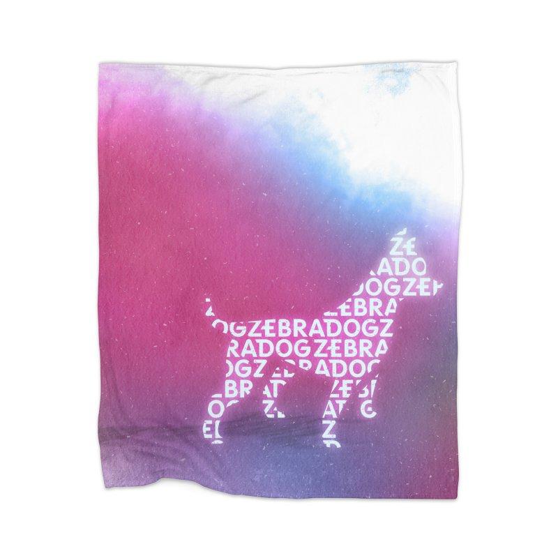 ZDream Home Blanket by Zebradog Apparel & Accessories