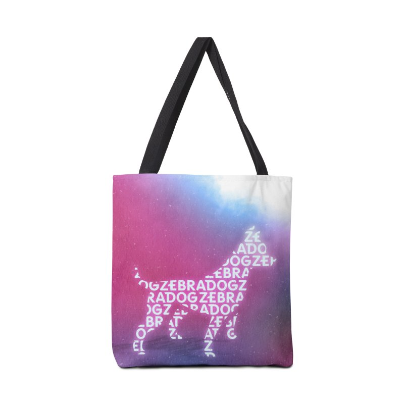 ZDream Accessories Tote Bag Bag by Zebradog Apparel & Accessories