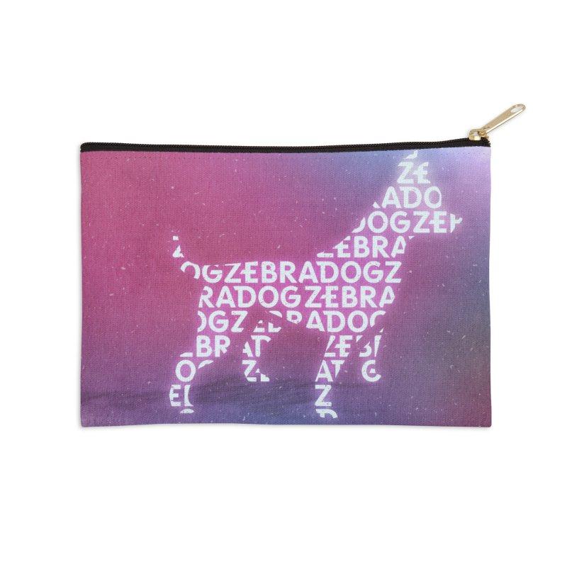 ZDream Accessories Zip Pouch by Zebradog Apparel & Accessories