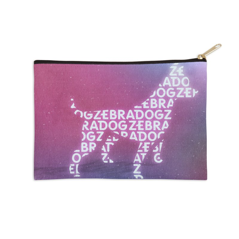 ZDream Accessories Zip Pouch by Zebradog Apparel & Accessories
