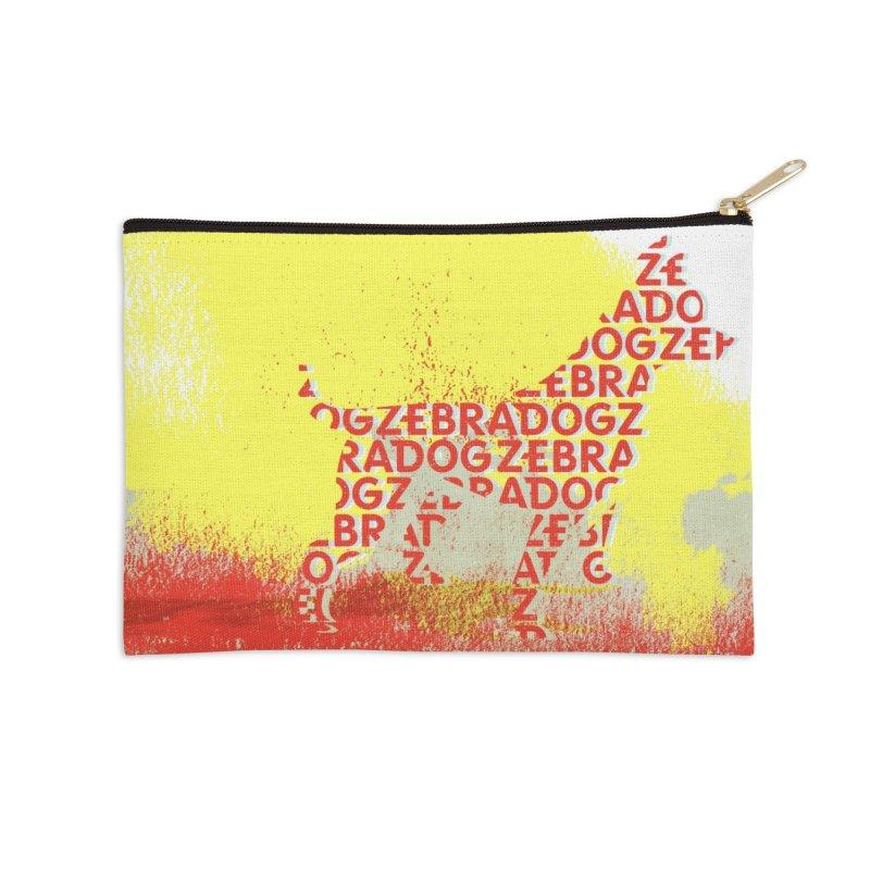 ZDreamScape Accessories Zip Pouch by Zebradog Apparel & Accessories