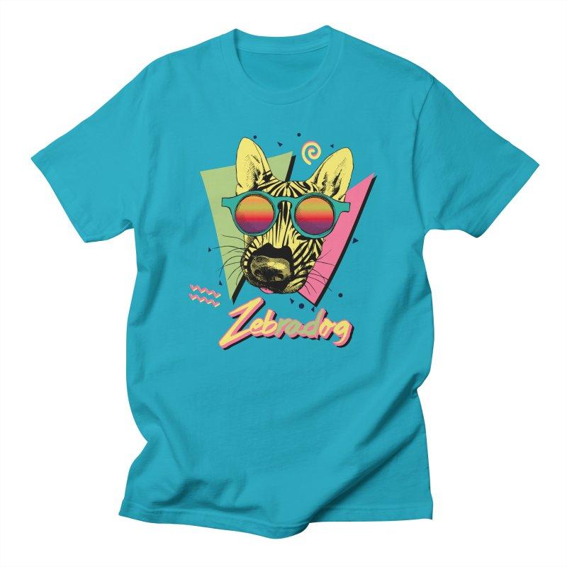 zebRADog Men's T-Shirt by Zebradog Apparel & Accessories