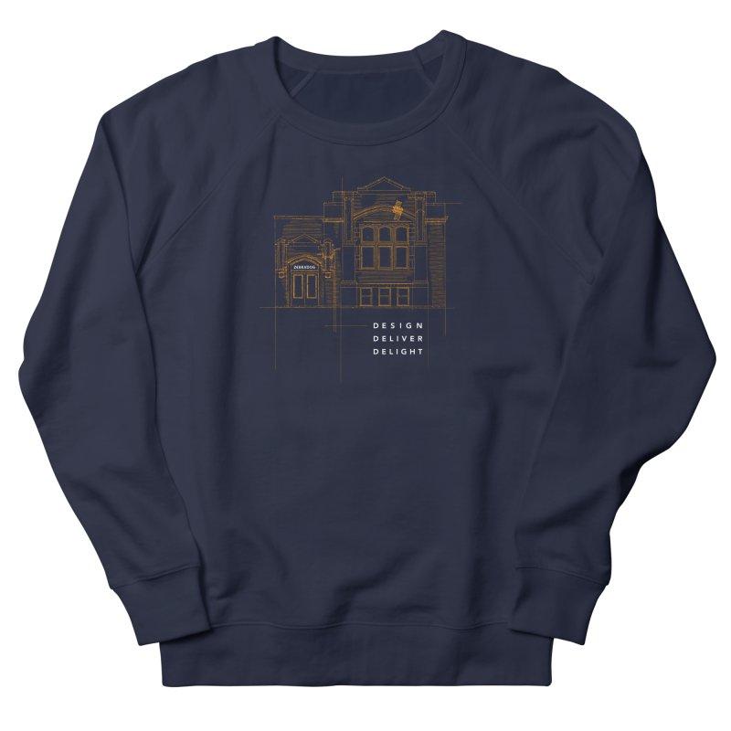 6th Ward Library Women's Sweatshirt by Zebradog Apparel & Accessories