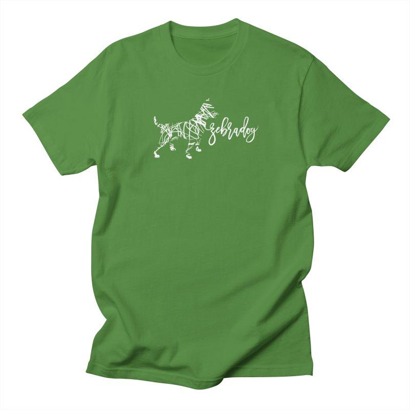 Amy's Brain Men's Regular T-Shirt by Zebradog Apparel & Accessories