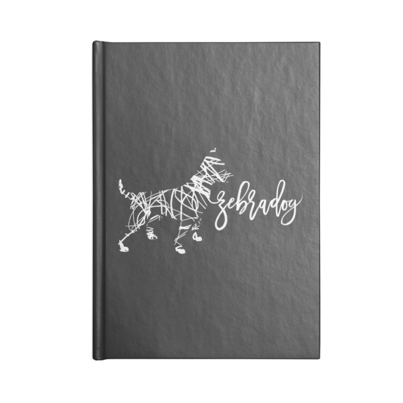 Amy's Brain Accessories Blank Journal Notebook by Zebradog Apparel & Accessories