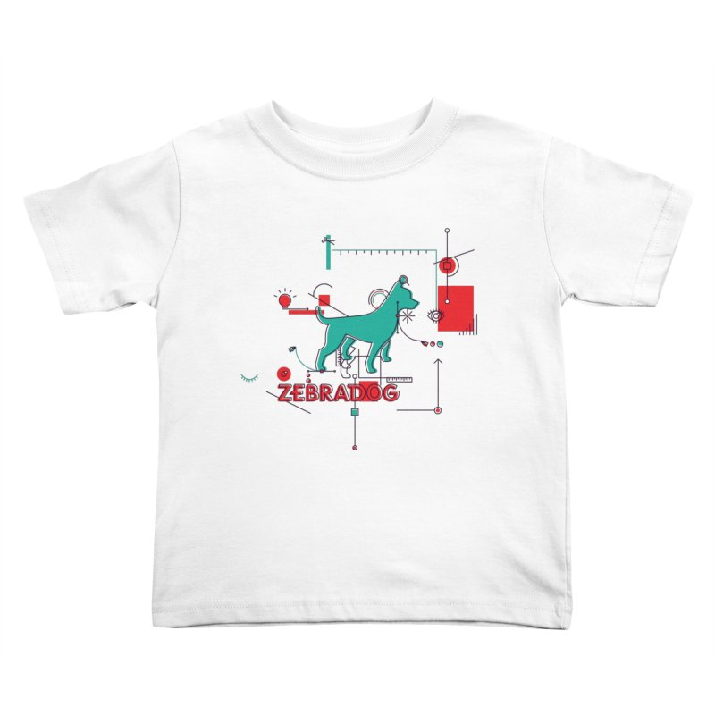 Process Kids Toddler T-Shirt by Zebradog Apparel & Accessories
