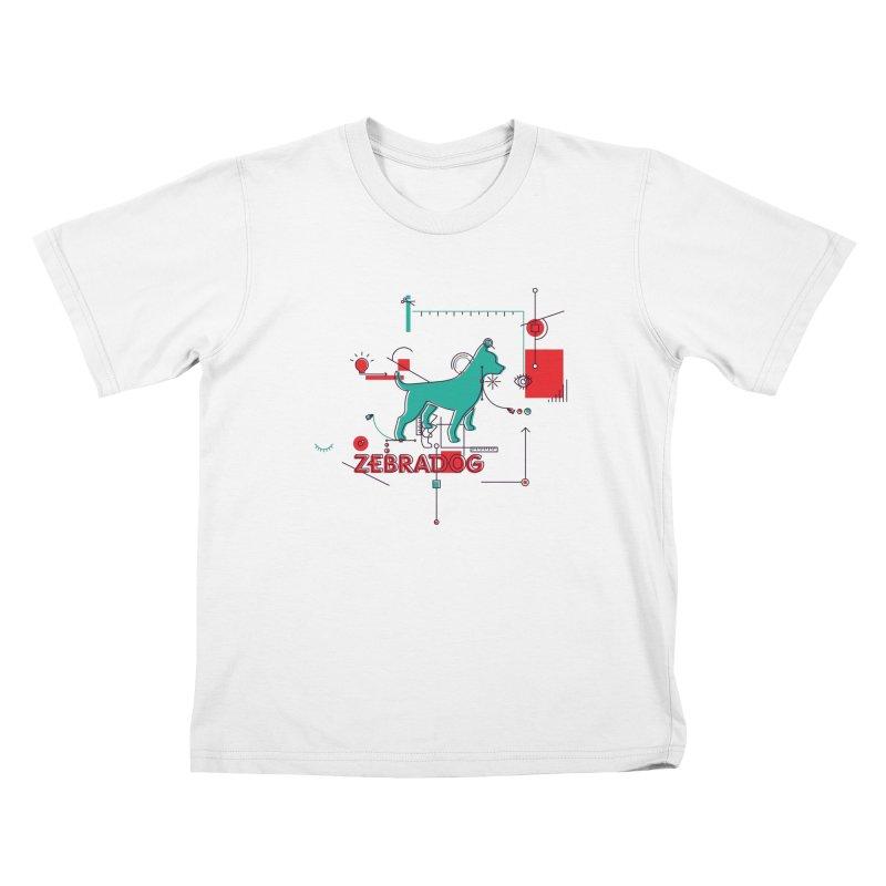 Process Kids T-Shirt by Zebradog Apparel & Accessories