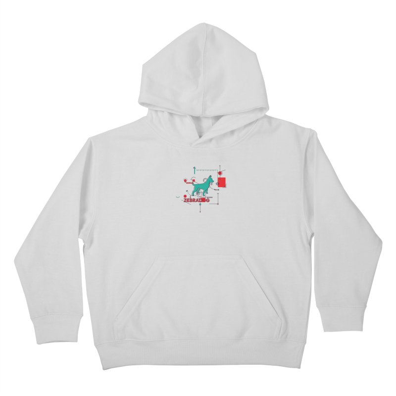 Process Kids Pullover Hoody by Zebradog Apparel & Accessories