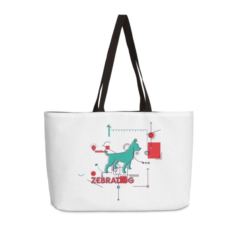 Process Accessories Weekender Bag Bag by Zebradog Apparel & Accessories