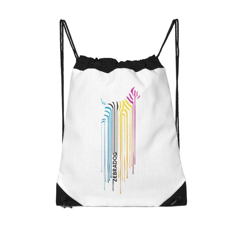 DripDog Accessories Drawstring Bag Bag by Zebradog Apparel & Accessories