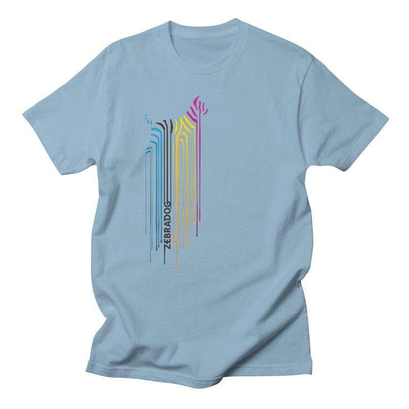 DripDog Men's Regular T-Shirt by Zebradog Apparel & Accessories