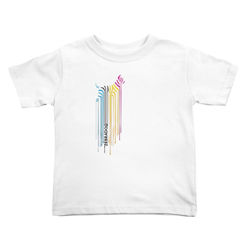 DripDog Kids Toddler T-Shirt by Zebradog Apparel & Accessories