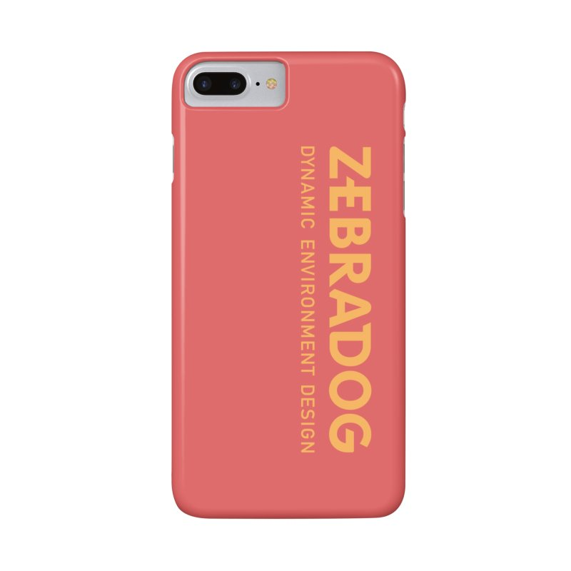 Orange Crush Accessories Phone Case by Zebradog Apparel & Accessories
