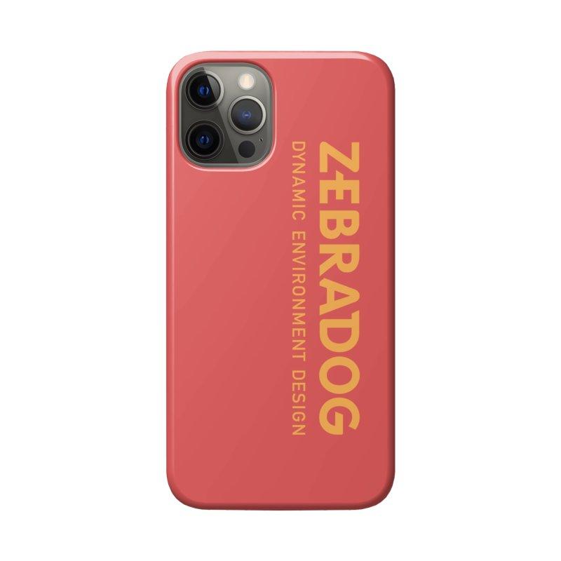 Orange Crush Accessories Phone Case by Zebradog Apparel & Accessories