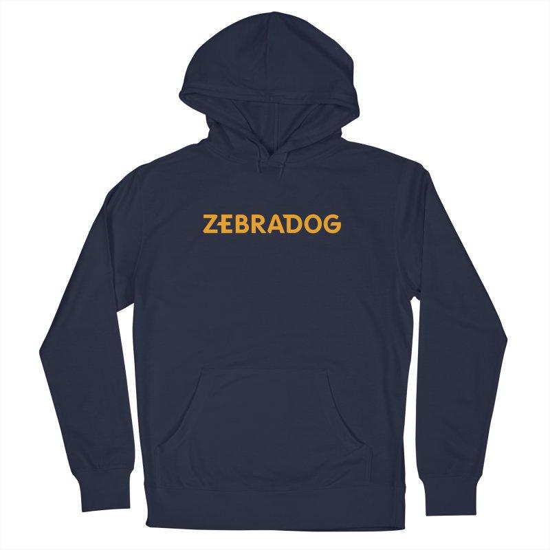 Orange Crush Women's Pullover Hoody by Zebradog Apparel & Accessories