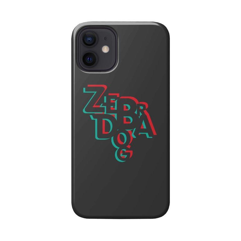 ZD3D Accessories Phone Case by Zebradog Apparel & Accessories