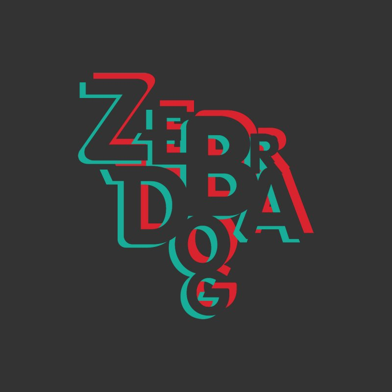 ZD3D Kids Longsleeve T-Shirt by Zebradog Apparel & Accessories