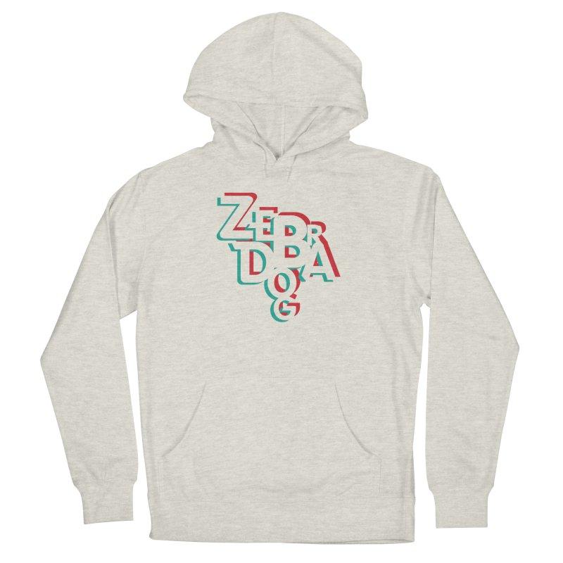ZD3D Women's Pullover Hoody by Zebradog Apparel & Accessories