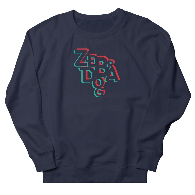ZD3D Men's Sweatshirt by Zebradog Apparel & Accessories