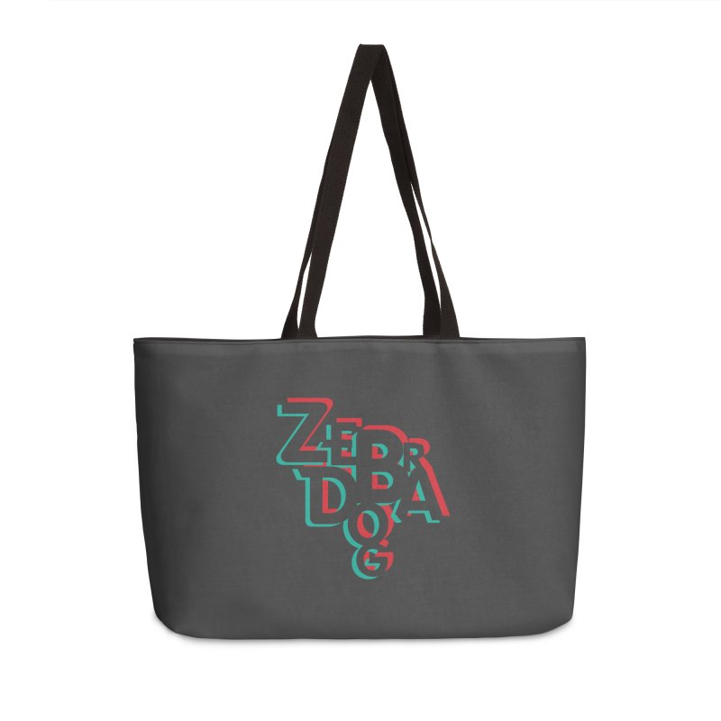 ZD3D Accessories Weekender Bag Bag by Zebradog Apparel & Accessories