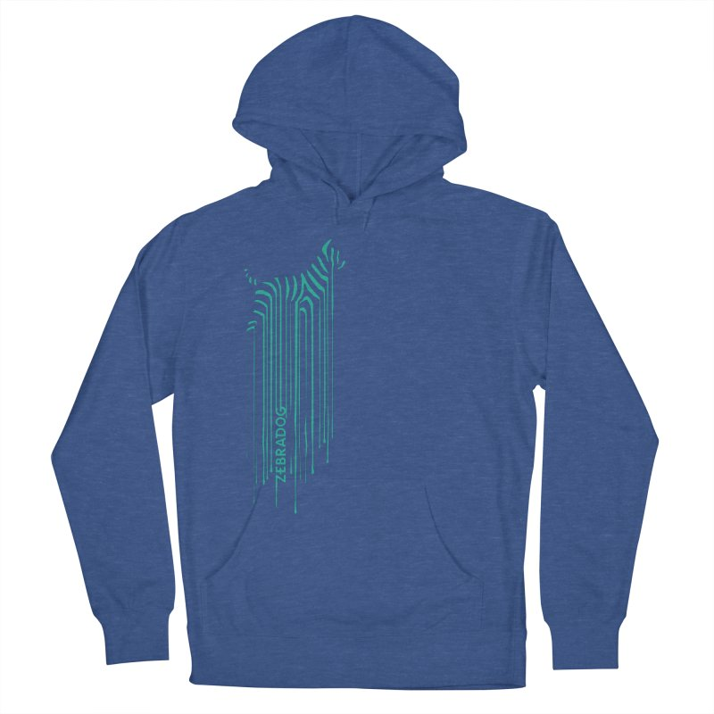 BlueDripDog Women's Pullover Hoody by Zebradog Apparel & Accessories