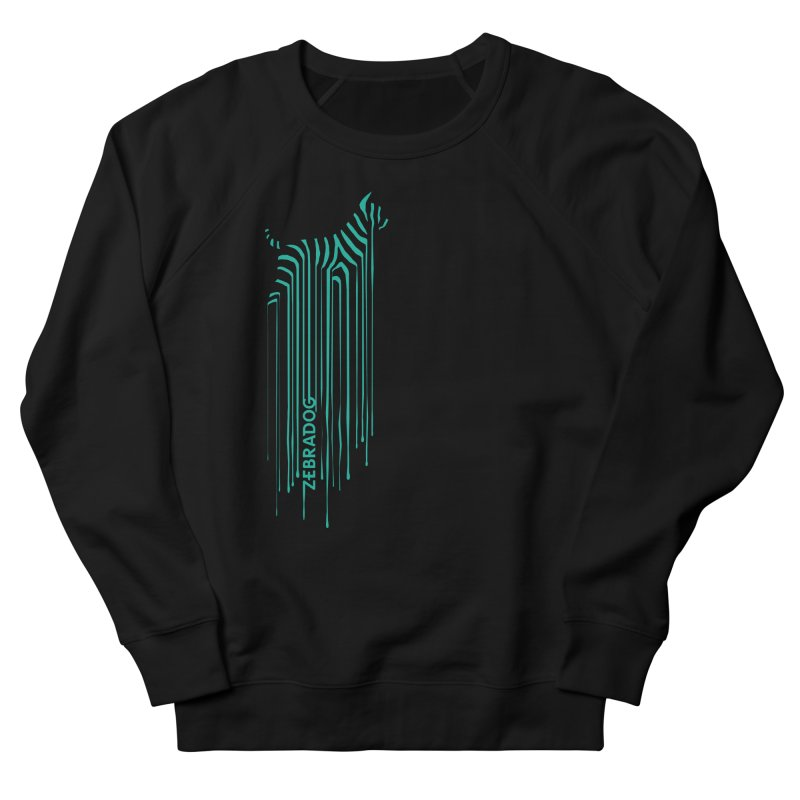 BlueDripDog Women's Sweatshirt by Zebradog Apparel & Accessories
