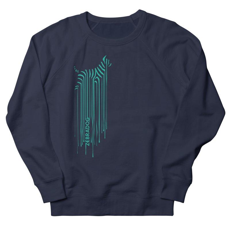 BlueDripDog Women's Sweatshirt by Zebradog Apparel & Accessories
