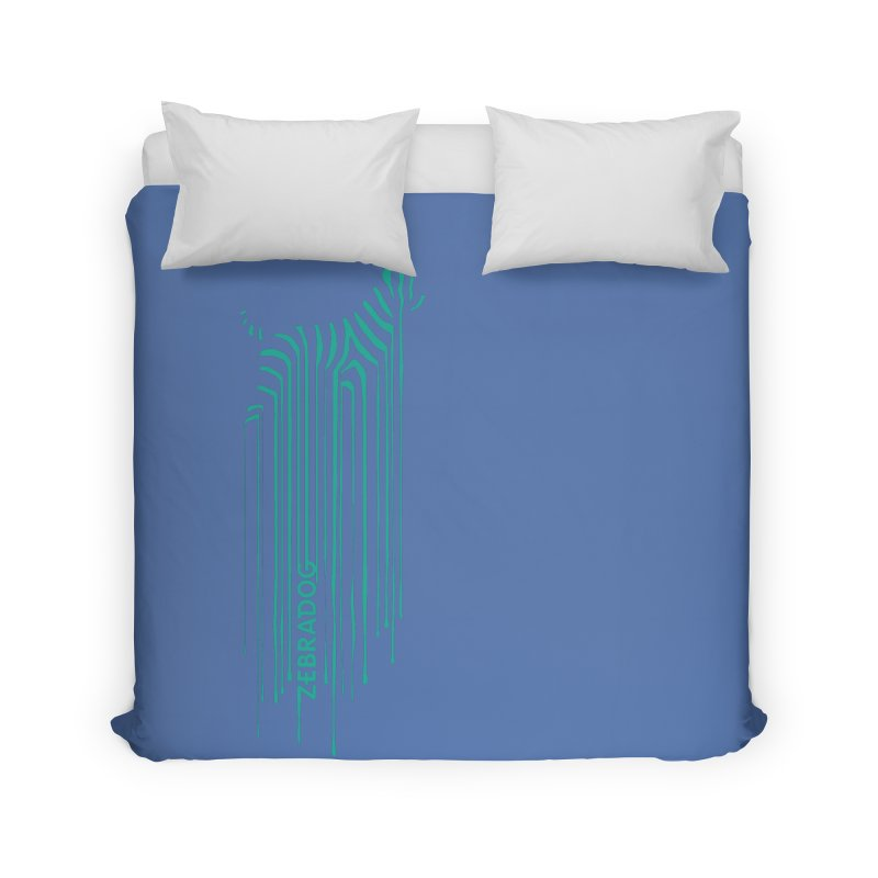 BlueDripDog Home Duvet by Zebradog Apparel & Accessories