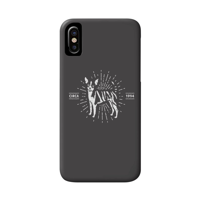 Z as in Zebra, D as in Dog Accessories Phone Case by Zebradog Apparel & Accessories