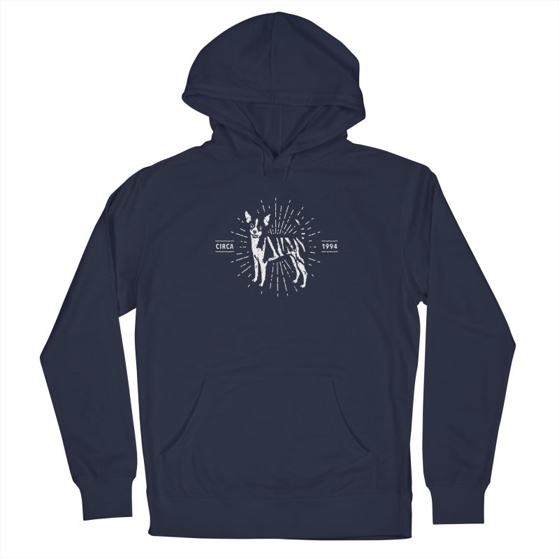 Z as in Zebra, D as in Dog Men's Pullover Hoody by Zebradog Apparel & Accessories