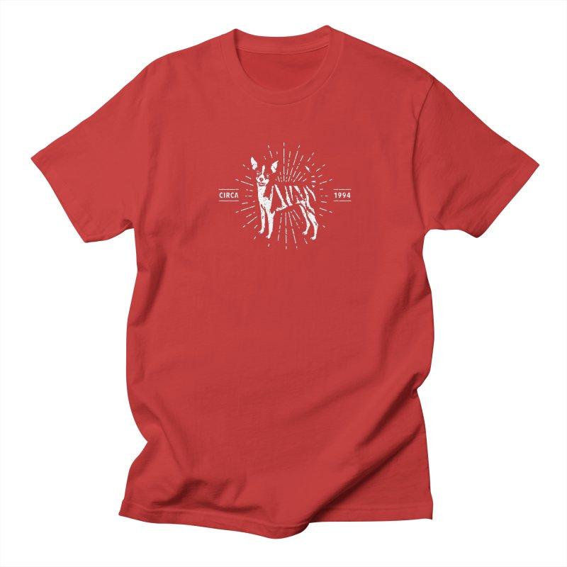Z as in Zebra, D as in Dog Men's T-Shirt by Zebradog Apparel & Accessories