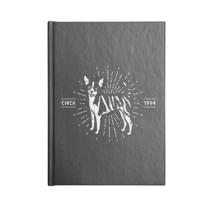 Z as in Zebra, D as in Dog Accessories Notebook by Zebradog Apparel & Accessories