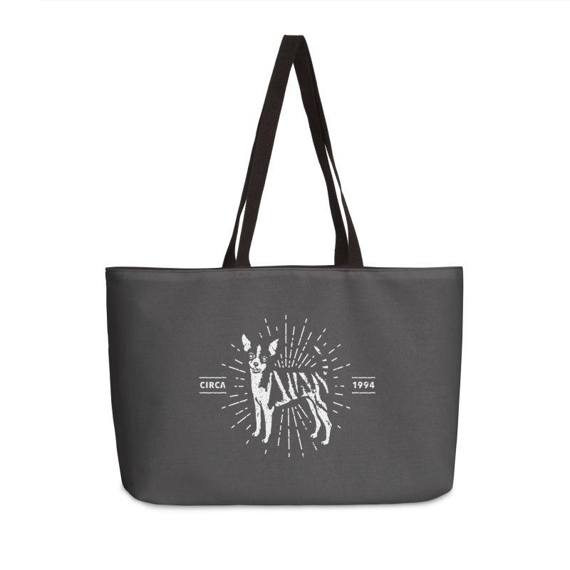 Z as in Zebra, D as in Dog Accessories Weekender Bag Bag by Zebradog Apparel & Accessories