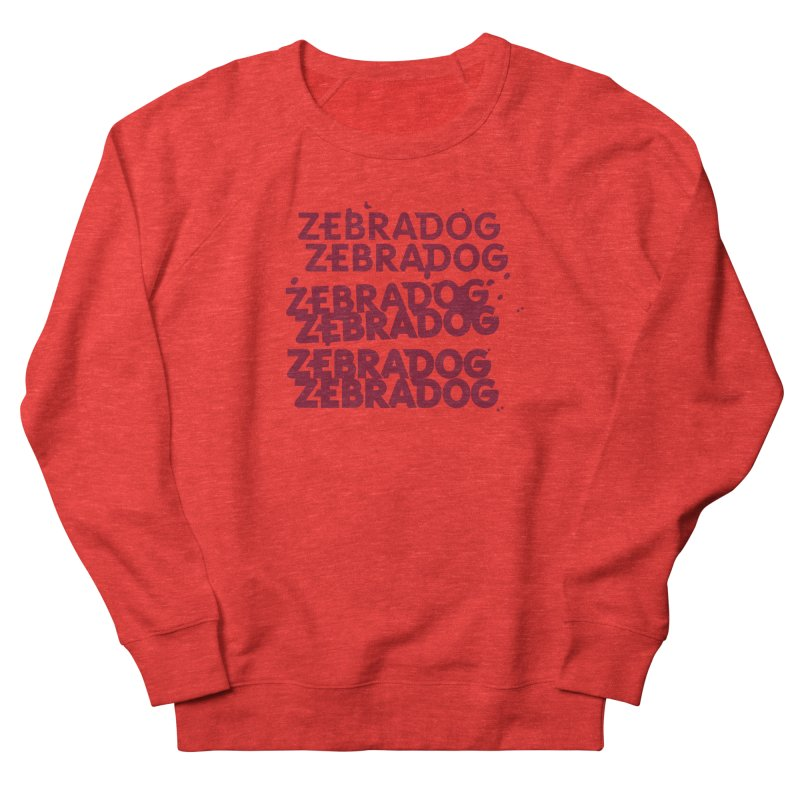 Cheap Dog Men's Sweatshirt by Zebradog Apparel & Accessories