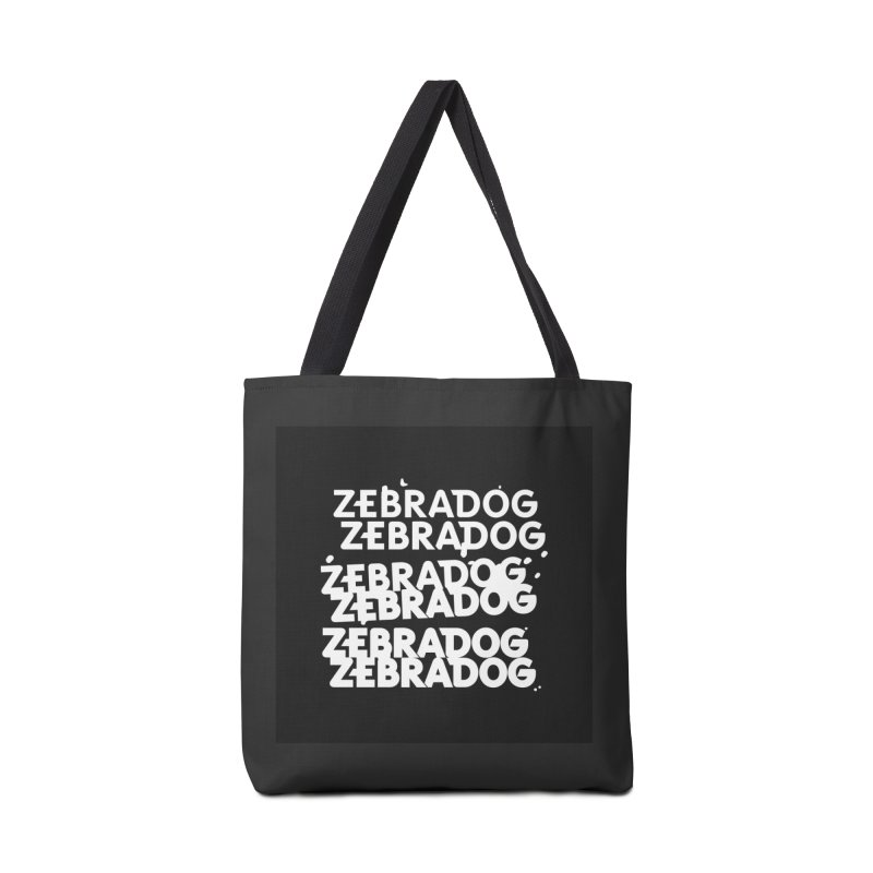 Cheap Dog - White Accessories Bag by Zebradog Apparel & Accessories