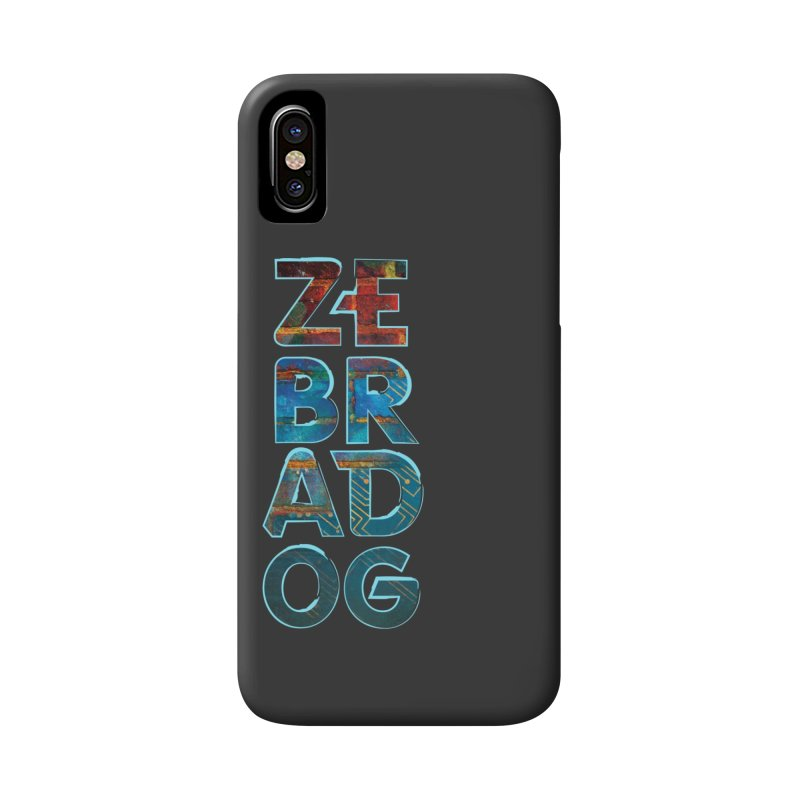 Wall Stack Accessories Phone Case by Zebradog Apparel & Accessories