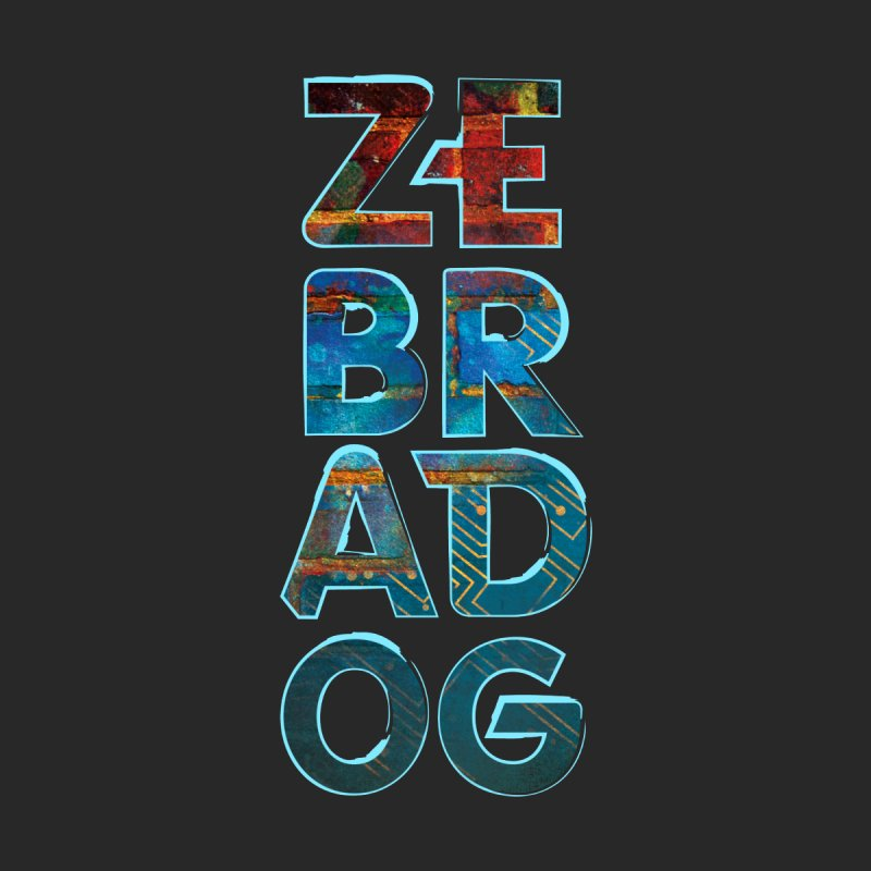 Vertical Logo by Zebradog Merch