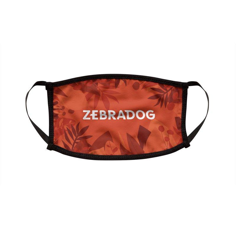 ZEBRADOG Mask (Jungle Orange) Accessories Face Mask by Zebradog Apparel & Accessories