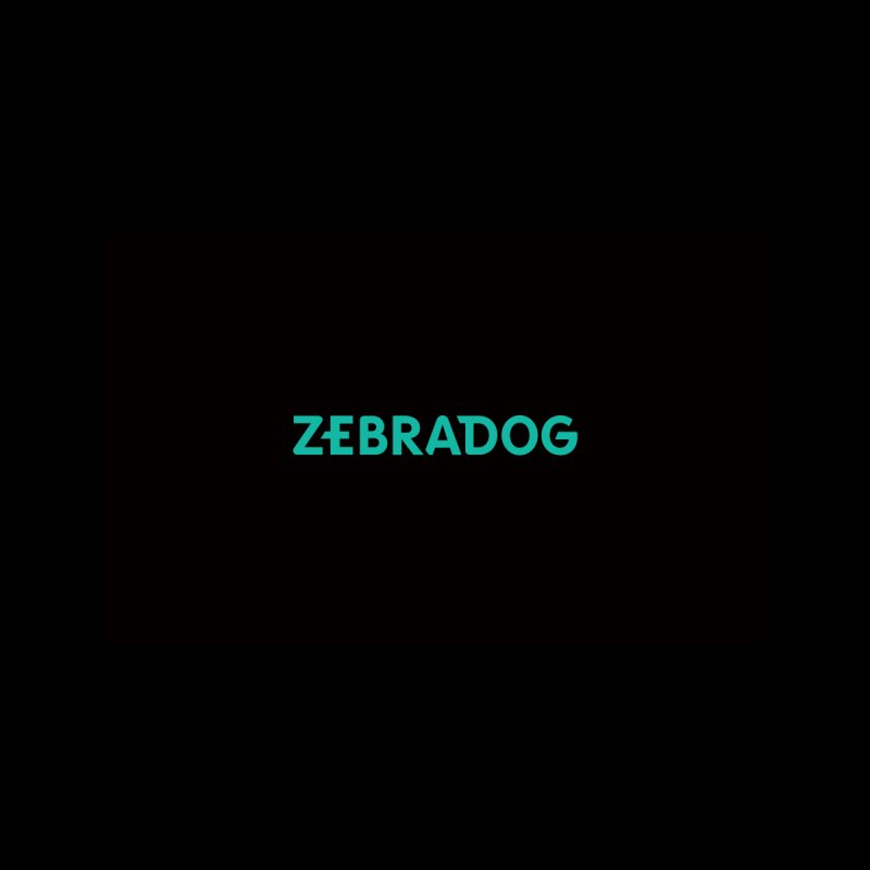 ZEBRADOG Mask (Teal) Accessories Face Mask by Zebradog Apparel & Accessories