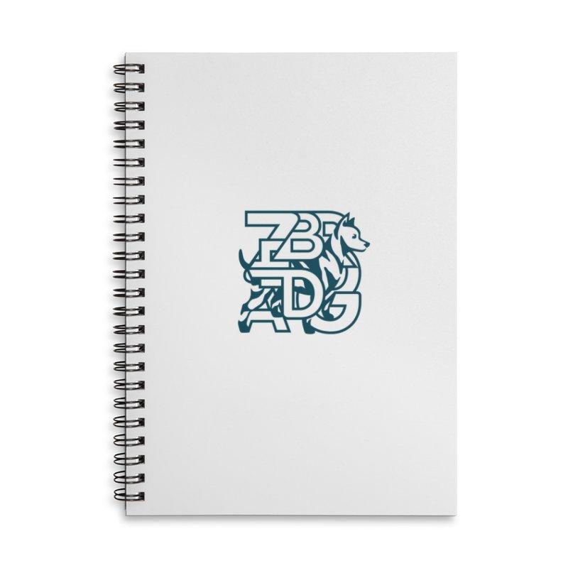 Mish Mash Accessories Notebook by Zebradog Apparel & Accessories