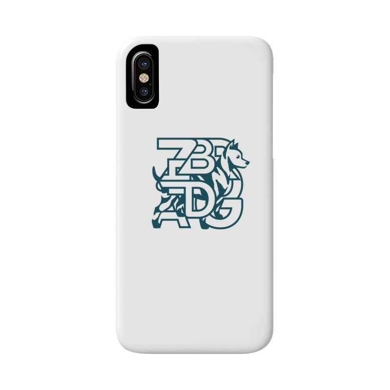 Mish Mash Accessories Phone Case by Zebradog Apparel & Accessories