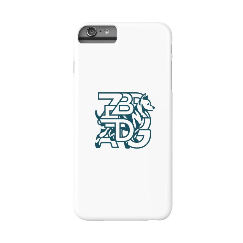 Mish Mash Accessories Phone Case by Zebradog Apparel & Accessories